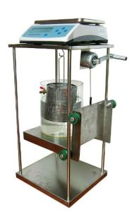 0~30kg Hydrostatic Gravity Densit Balance Analytical Scale pictures & photos