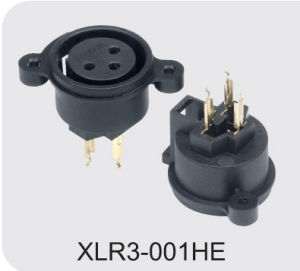 XLR Connectors pictures & photos