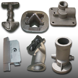 Investment Casting Parts-Casted Machining Components (HS-MCI-009) pictures & photos