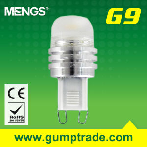 Mengs® G9 2W LED Bulb with CE RoHS COB 2 Years′ Warranty (110140019)