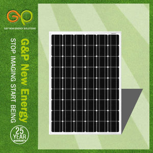 Gp Brand 250W Monocrystalline Solar Panel with TUV Certificate pictures & photos
