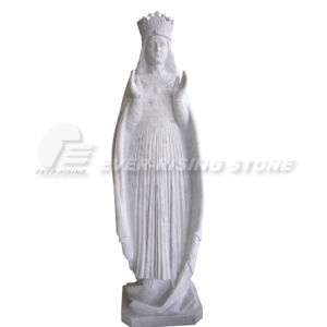 Marble and Granite Mary Statue, Granite Carvings
