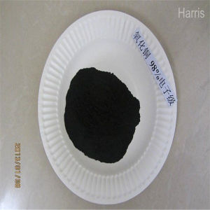 Copper Oxide/Cupric Oxide 98% 99% Black Powder pictures & photos