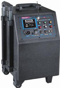 P-515 Portable PA Wireless Amplifier Multi-Function Audio Speaker