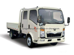 HOWO Light Cargo Truck with Cargo