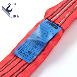 W. L. L. 5t Endless Round Webbing Sling pictures & photos