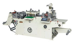 ZR-MQ320 Label Die Cutting Machine