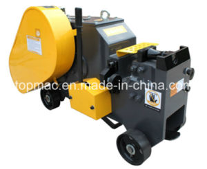 Gq42 Electric Manual Reinforced Steel Cutting Machine pictures & photos