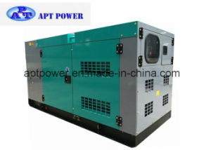 Silent 20kw Isuzu Generator with Automatic Transfer Switch
