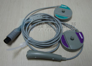 Goldway a Drag Three Express Fetal Probe/Toco pictures & photos