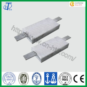 Cheaper Zinc Alloy Anodized Anode