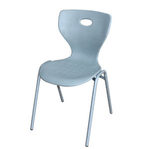 Modern Plastic School Chairs, Student Library Seating Chair