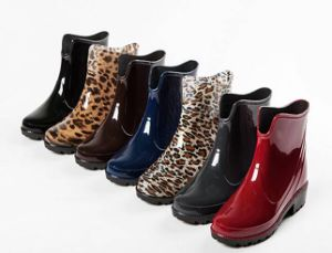 0d7c7fc8258 China New Fashion Women PVC Rain Shoe