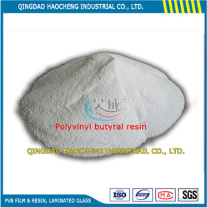 White Powder Polyvinyl Butyral PVB Resin for Paints
