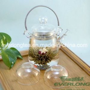 Chinese Handmade Artistic Tea, Blossom Tea, Flowering Tea, Blooming Tea Balls with Customized Gift Package (BT004) pictures & photos