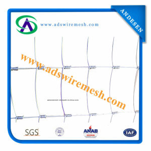 China Woven Wire Fence/Goat Sheep Fence/Cattle Field Fence (hot sale ...