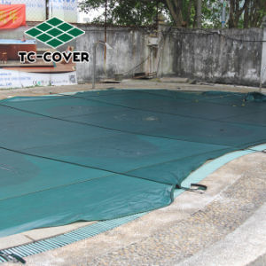 PP Mesh Safety Swimming Pool Cover pictures & photos