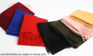 88b0b65b0d05f China Soft Supefine Faux Cashmere Scarf with Popular Uniex Winter ...