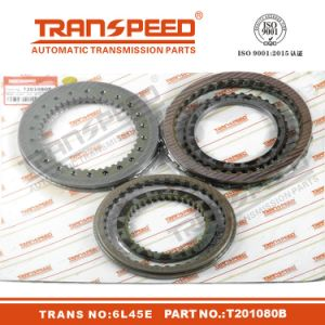 6L45e Transpeed Automatic Transmission T201080b Friction Kit