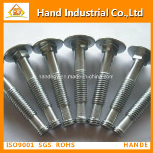 "Stainless Steel Top Quality Grade 316 3/8"" Guardrail Bolt pictures & photos"