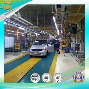 Painting Producing Line for Baic Group pictures & photos