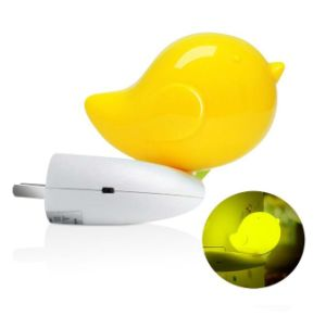 Cute Mini Bird Wall LED Night Light with Us Plug pictures & photos
