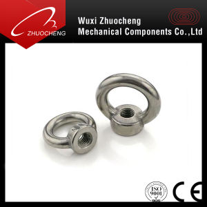 Factory Supply High Quality Stainless Steel 304 M12 Lifting Eye Nut DIN582 pictures & photos