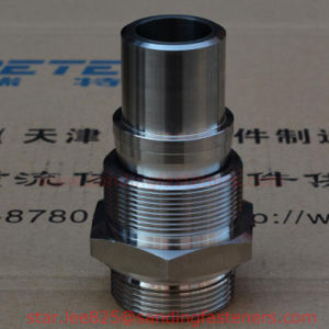 Stainless Steel Welded Joints 24 Degree Tapered Welded Joints