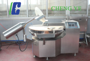 Beef Chicken Sausage Bowl Cutter 80~100kg pictures & photos