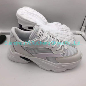 China Female Geox Sport Running Shoes