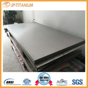 China Leading Supplier Offer Stably High Quality Titanium Plate Sheet Gr5 pictures & photos