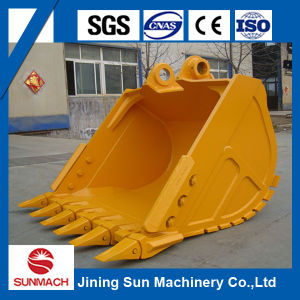 Standard Bucket for Foton Lovol 380 Small Size Wheel Loader pictures & photos