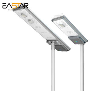 Saving Power Waterproof Street Solar Integrated LED Lights