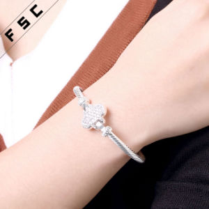 Fashion Design Lantern Open Cuff Bangle Bracelet Gift for Women pictures & photos