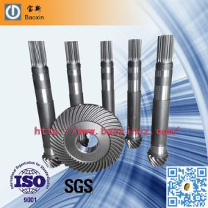 2015 Oilfield Drilling Rig Popular Design Spiral Bevel Gear pictures & photos