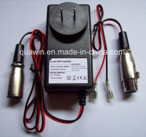 3-Steps Lead Acid Battery Charger 12V 1.2A pictures & photos