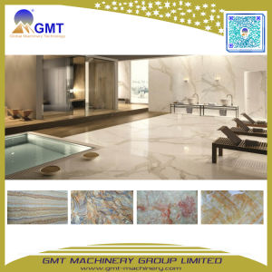 PVC Artificial Faux Marble Sheet Wall-Panel Plastic Extruder Making Machine pictures & photos