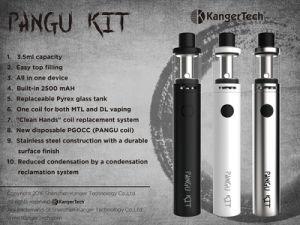 Kangertech Clean Hands Coil Pangu Vape Pen Kit