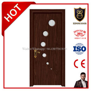 Wholesale High Quality Modern WPC Frame Bathroom Doors pictures & photos