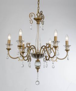 Customed Made Traditional Crystal Chandelier Light