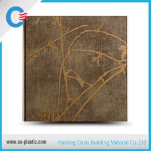 PVC Laminated Wall Panel PVC Ceiling Panels Interior Decorative Board pictures & photos