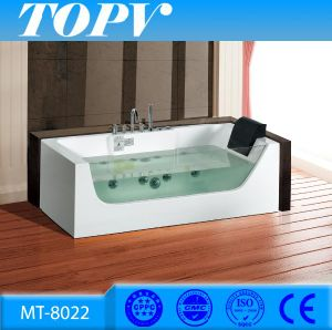 China One New Hydrotherapy Rectangle Indoor Freestanding 1 Person Hot Tub China 1 Person Hot Tub Indoor Hot Tub