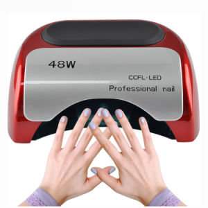 Beauty and Home Using High Power Nail Lamp Dryer