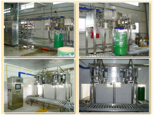 Clear Concentrated Apple Juice Brix 75 Whole Line Processing Machinery, Welcome You for Inspecting Factory pictures & photos