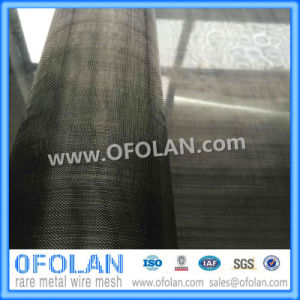 No Graphite Coating Molybdenum Filter Mesh pictures & photos