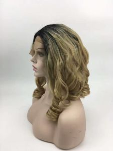 Beautiful Fashion Long Wave Synthetic Wig Synthetich Extension pictures & photos