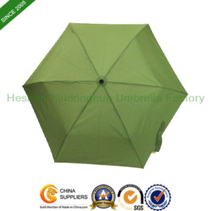 19 Inch Super Mini Five Folding Aluminium Umbrellas (FU-5619Z)