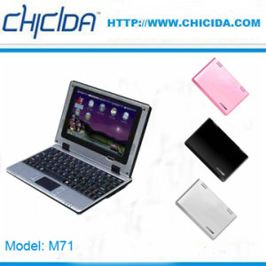 "7"" UMPC / Mini Laptop / Laptop ( M71 )"