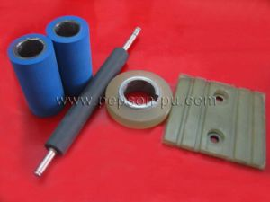 Adhesive Roller, PU Plastic Coating, Rubber Coating, pictures & photos