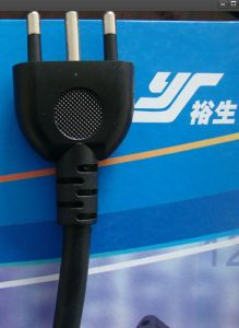 Power Cord Plug with Imq Certificated (YS-64) pictures & photos